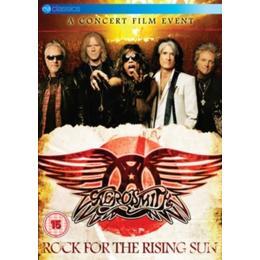 Aerosmith: Rock For The Rising Sun [DVD]